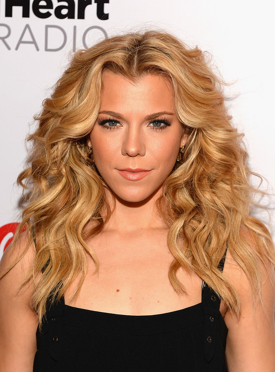. Musician Kimberly Perry of The Band Perry attends the iHeart Radio Music Festival Village on September 21, 2013 in Las Vegas, Nevada.  (Photo by Mark Davis/Getty Images for Clear Channel)