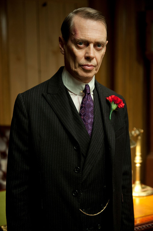 . BOARDWALK EMPIRE episode 33 (season 3, episode 9): Steve Buscemi. photo: Macall B. Polay