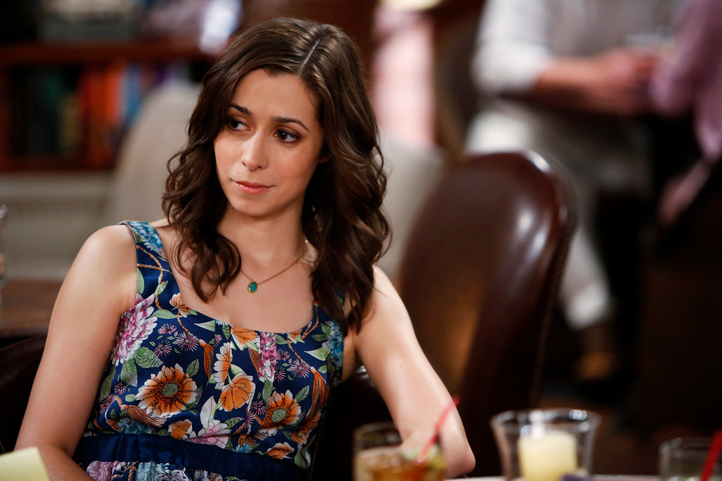 """. \""""Coming Back\"""" -- The wedding weekend is here! The ninth season of HOW I MET YOUR MOTHER premieres with a special one-hour episode, Monday, Sept. 23 (8:00-9:00 PM, ET/PT) on the CBS Television Network. Pictured Cristin Milioti as The Mother.  Photo: Cliff Lipson/CBS ���© 2013 CBS Broadcasting, Inc. All Rights Reserved."""