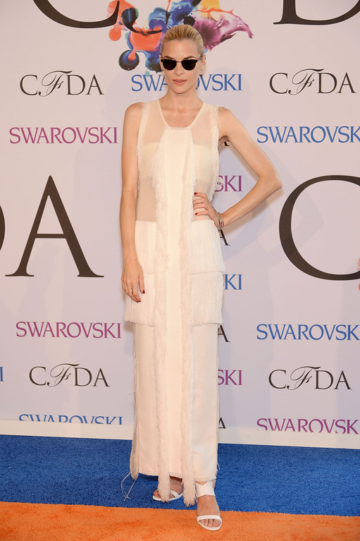 . Actress Jaime King attends the 2014 CFDA fashion awards at Alice Tully Hall, Lincoln Center on June 2, 2014 in New York City.  (Photo by Dimitrios Kambouris/Getty Images)