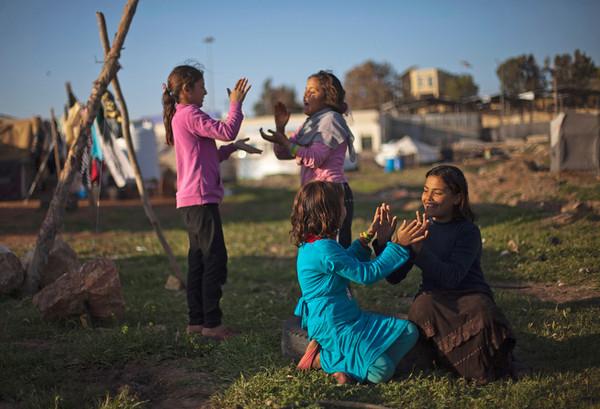 PHOTOS: Syrian refugee life in Jordan