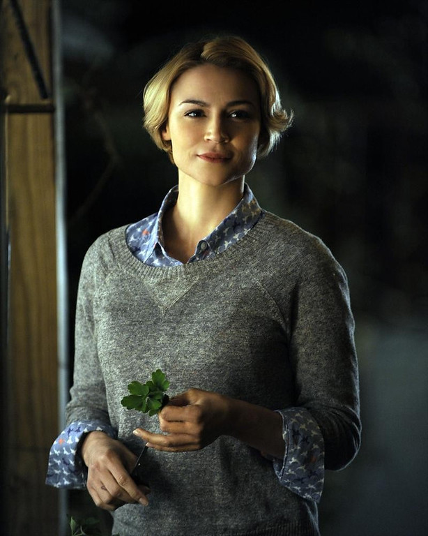 """. Resurrection- \""""The Returned\"""" - The people of Arcadia, Missouri are forever changed when their deceased loved ones suddenly start to reappear, on the series premiere of \""""Resurrection,\"""" SUNDAY, MARCH 9 (9:00-10:01 p.m., ET) on the ABC Television Network. Pictured: Samaire Armstrong (ABC/Guy D\'Alema)"""