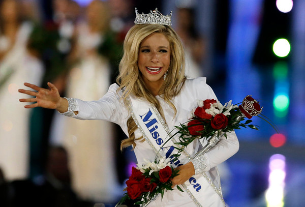 PHOTOS: Miss America 2015 pageant