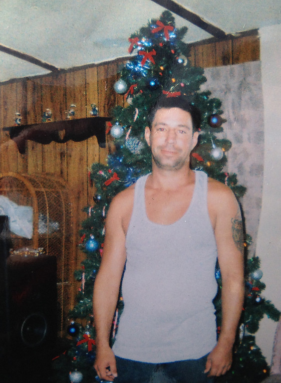 . In this undated photo released by Jeremy Bush, shows his brother Jeff Bush. Jeremy Bush heard a loud crash and screaming coming from his brother\'s room early Thursday, March 1, 2013 in Seffner, Fla. A large sinkhole opened under Jeff\'s bedroom and he disappeared together with most of the bedroom furniture. Jeremy jumped into the hole and was quickly up to his neck in dirt. Jeff is presumed dead. (AP Photo/Jeremy Bush, HO)
