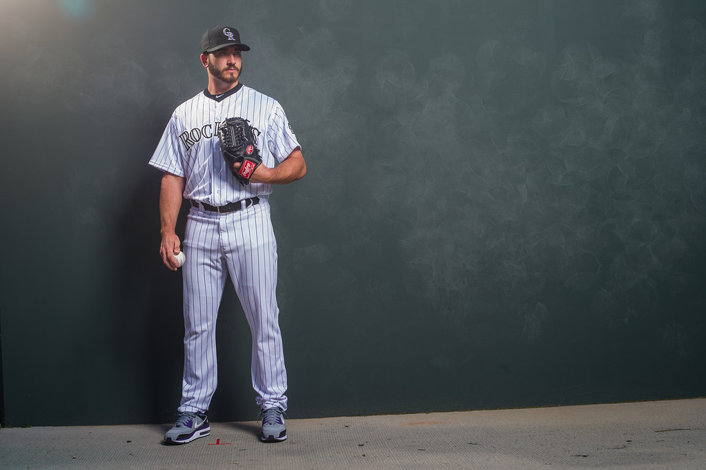 . 35 Chad Bettis Position: RHP Height: 6-1 Weight: 200 Expectations: By mastering his changeup, Bettis has a pitch to compliment his powerful fastball. That combination earned the 24-year-old a slot in the bullpen. How he performs will be a key to the bullpen this season.   2014 salary: $500,000  (Photo by Rob Tringali/Getty Images)