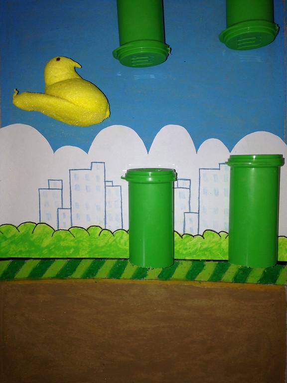 . FlaPeep Bird (Caitlin Woolums-23, Madelyn Woolums-18)