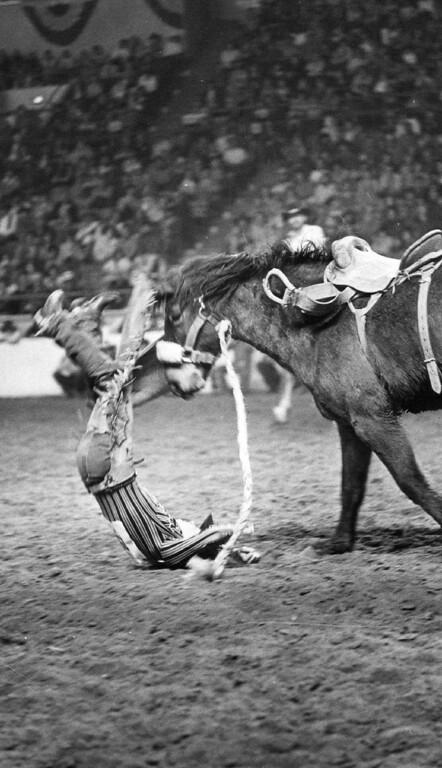 . National Western Stock Show, 1980. Lyn Alweis, The Denver Post  Credit: Denver Post
