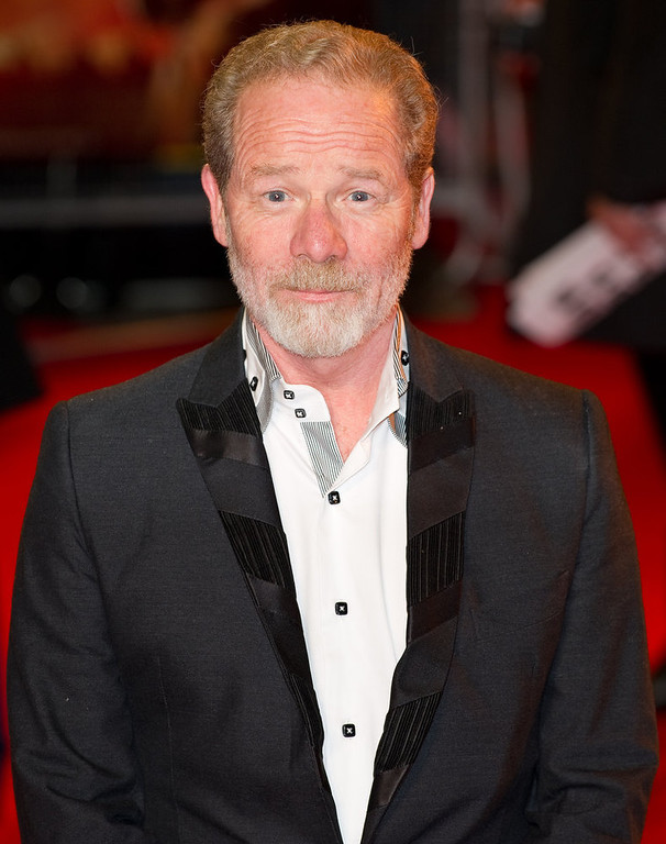 ". British actor Peter Mullan attends the UK premiere of US director Steven Spielberg\'s ""War Horse\"" in Leicester Square, central London on January 8, 2012.  Michael Morpurgo\'s book was turned into a hugely successful international theatrical hit before being made into a film.  Starring British actor Jeremy Irvine, the film tells the story of the First World War through the journey of a horse and it\'s owner. LEON NEAL/AFP/Getty Images"