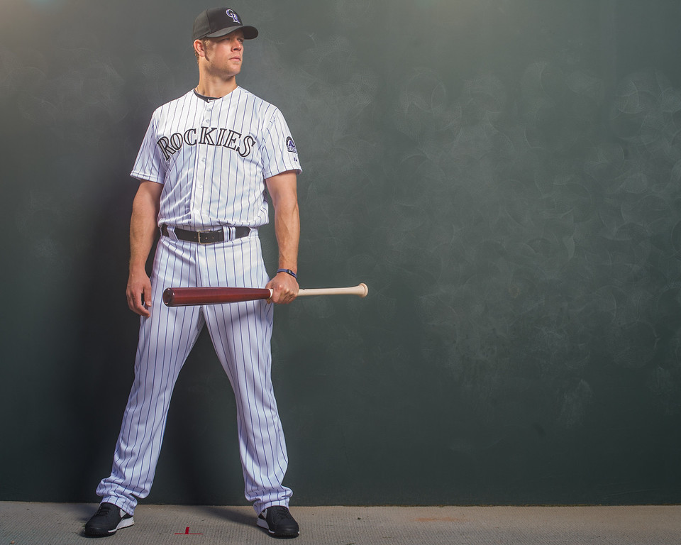 . 33 Justin Morneau Position: 1B Height: 6-4 Weight: 220 Bats/throws: Left/right Expectations: Signed as a free agent to replace Todd Helton, the Rockies are expecting big things out of the 2006 American League MVP. Morneau says he�s fully recovered from concussion issues, but the Rockies need him to produce more than he did with the Minnesota Twins the past three seasons. If he hits close to .285 and drives in 90 runs, he will provide the impact bat the Rockies need. 2014 salary: $5 million(Photo by Rob Tringali/Getty Images)