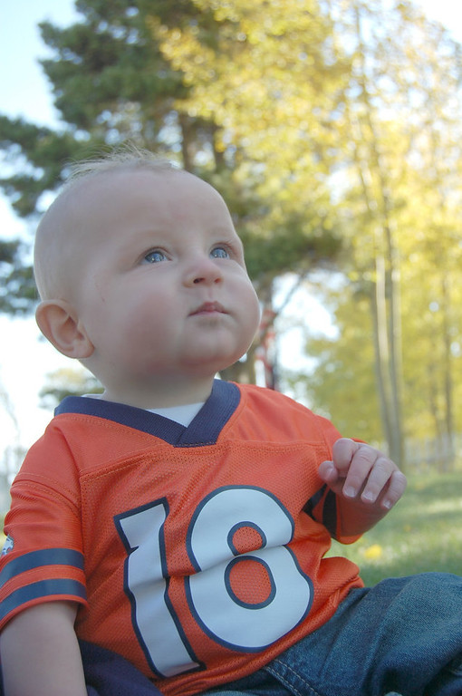 . Liam Sparkman, the Biggest Little Bronco Fan!! Luke Sparkman