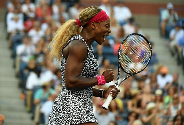 PHOTOS: Serena Williams wins third straight US Open