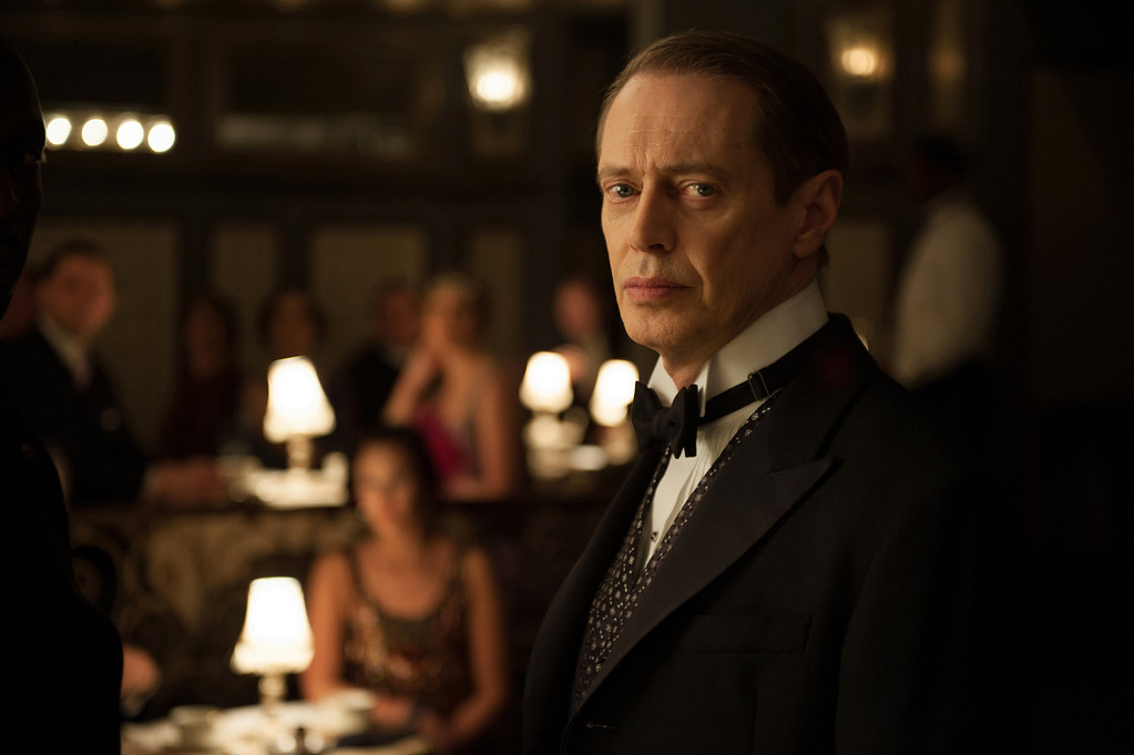 . BOARDWALK EMPIRE episode 37 (season 4, episode 1): Steve Buscemi. photo: Macall B. Polay