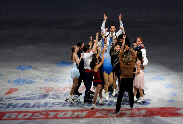 PHOTOS: Prudential U.S. Figure Skating Championships in Boston