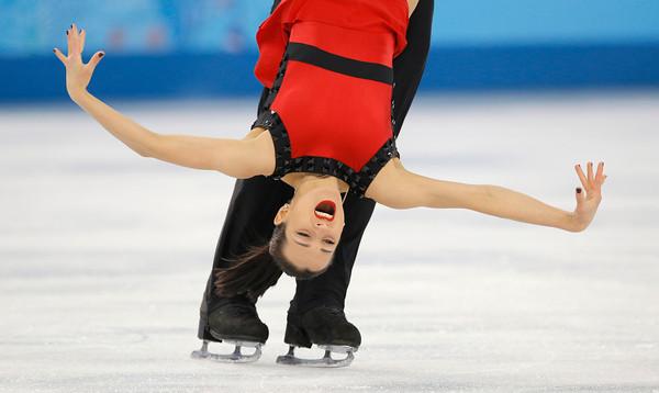 PHOTOS: Pairs Free Figure Skating at Sochi 2014 Winter Olympics