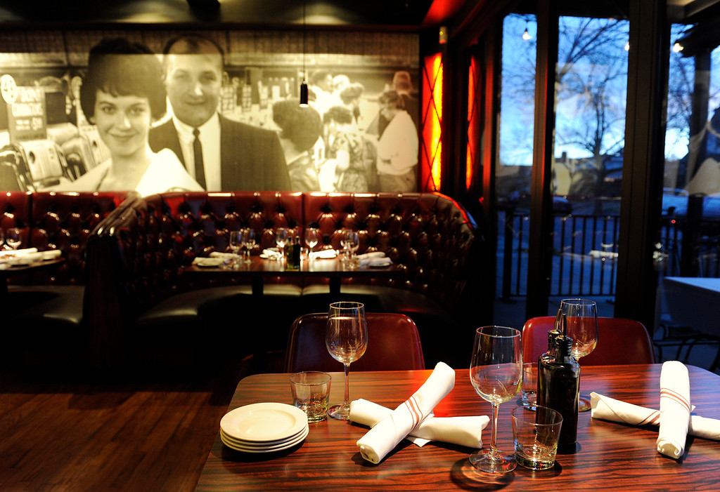 . Dining review of the newly remodeled Gaetano\'s in NW Denver at Tejon and W. 38th Ave on Tuesday, December 4, 2012.   Cyrus McCrimmon, The Denver Post