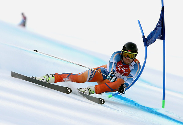 PHOTOS: Men's Alpine Skiing Super-G at 2014 Sochi Winter Olympics