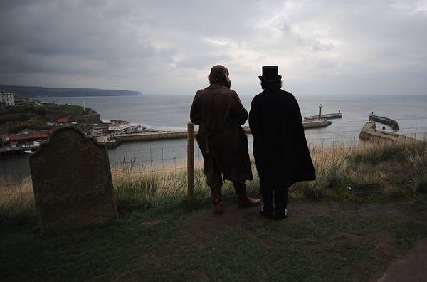 PHOTOS: Whitby Gothic Weekend, England