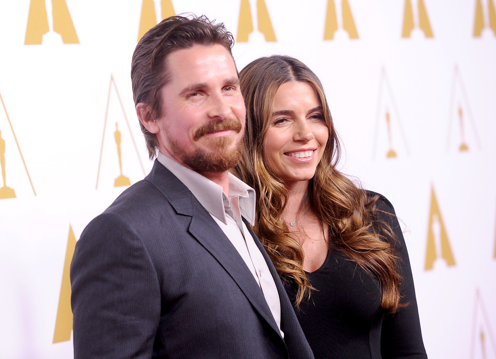 ". 2014 Academy Award Nominee for Best Actor in a Leading Role: Christian Bale in ""American Hustle.\"" (Photo by Kevin Winter/Getty Images)"