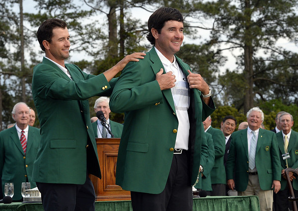 PHOTOS: Bubba Watson win's 2014 Masters Tournament