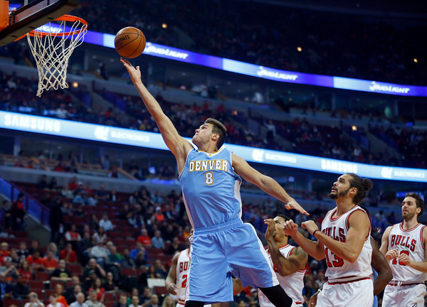 PHOTOS: Denver Nuggets fall to Chicago Bulls, 110-90