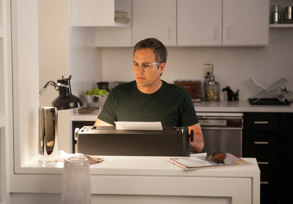 ". This image release by HBO shows Mark Ruffalo as Ned Weeks in a scene from ""The Normal Heart.\"" Ruffalo was nominated for an Emmy Award for best actor in a miniseries or movie on Thursday, July 10, 2014. The 66th Primetime Emmy Awards will be presented Aug. 25 at the Nokia Theatre in Los Angeles. (AP Photo/HBO)"