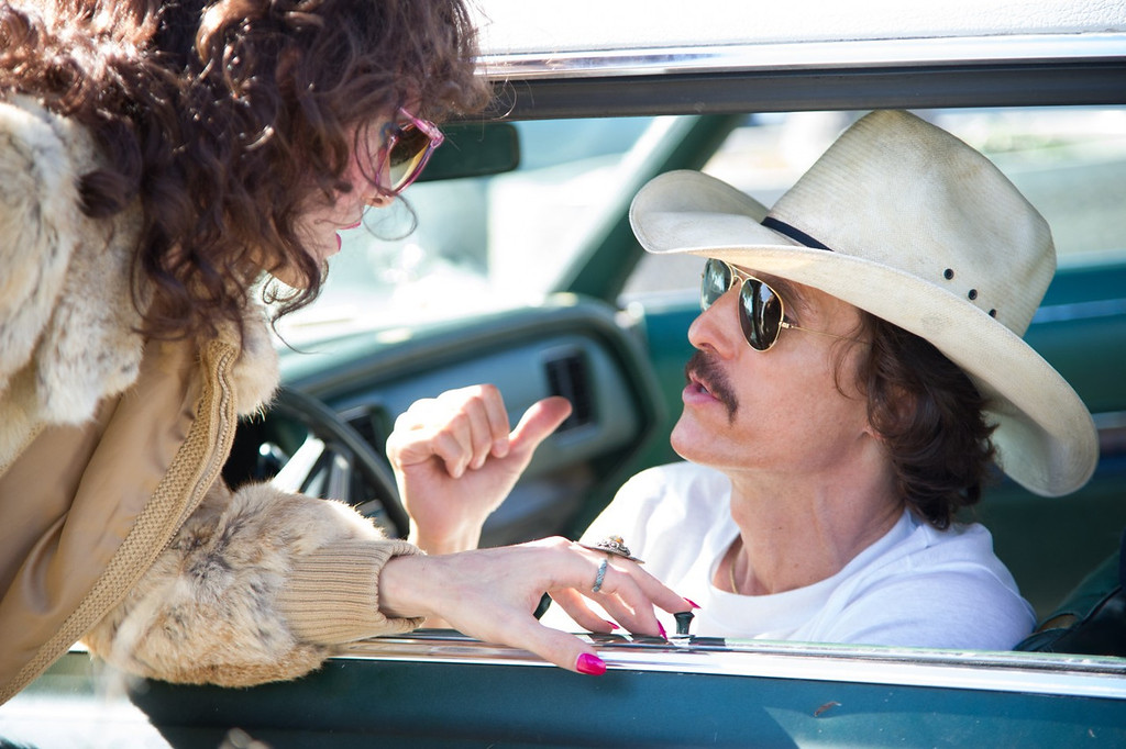 ". 2014 Academy Award Nominee for Best Original Screenplay: ""Dallas Buyers Club.\"" (Provided by Focus Features)"
