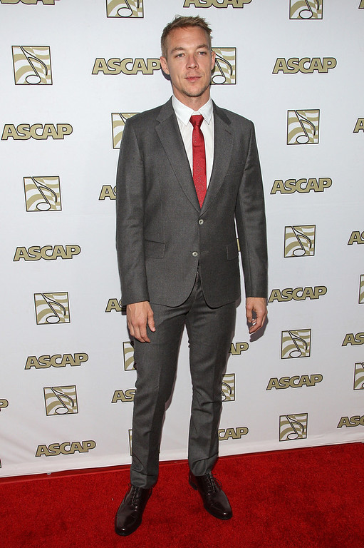 . Diplo attends the 30th Annual ASCAP Pop Music Awards at Loews Hollywood Hotel on April 17, 2013 in Hollywood, California.  (Photo by Paul A. Hebert/Getty Images)