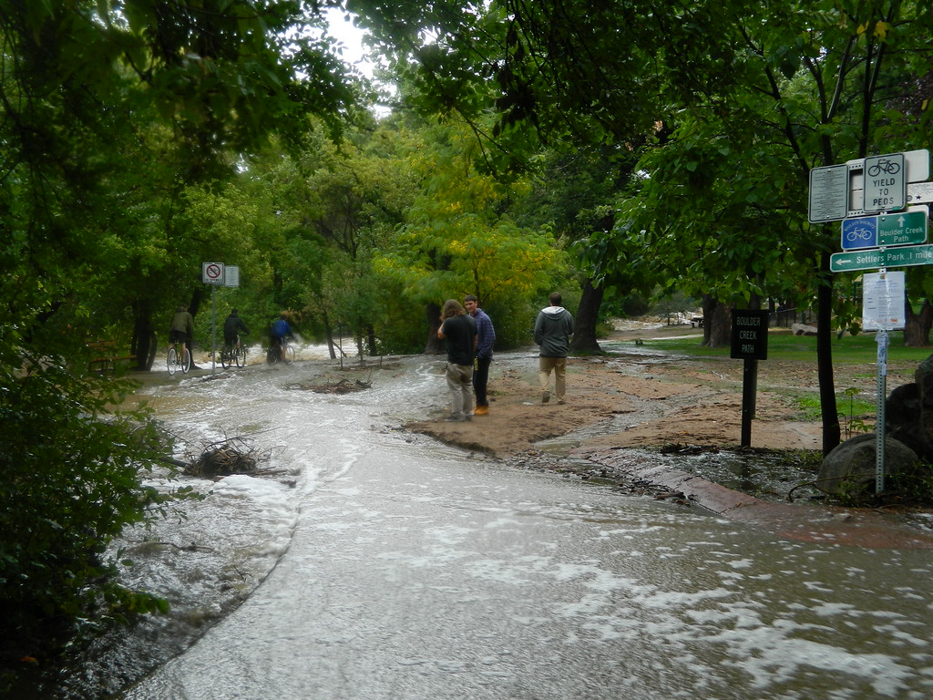 . Boulder Creek Path / Creek. Photo by Jae Beaubier