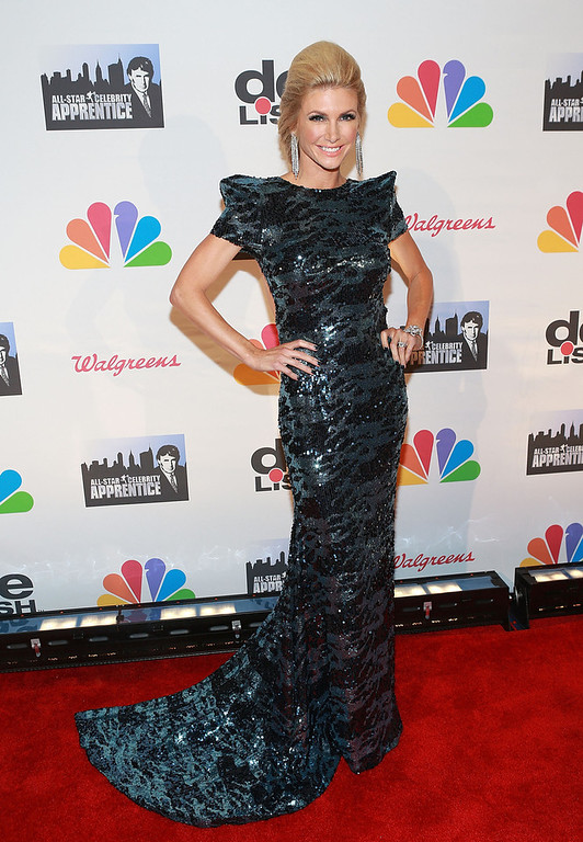 ". Brande Roderick attends ""All Star Celebrity Apprentice\"" Finale at Cipriani 42nd Street on May 19, 2013 in New York City.  (Photo by Robin Marchant/Getty Images)"