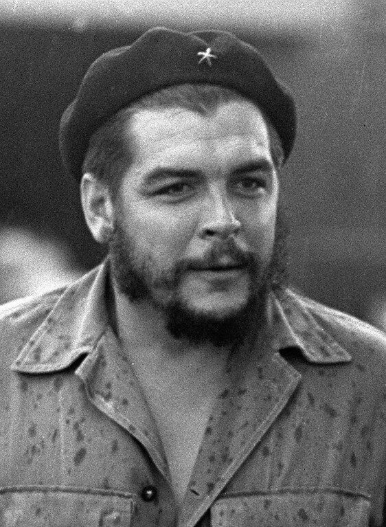 """. Ernesto \""""Che\"""" Guevara, a legendary guerrilla who fought with Fidel Castro in Cuba, is shown in a June 1962 file photo. Forensic specialists confirmed, Saturday, July 12, 1997, they had discovered the remains of Ernesto Che Guevara, more than 30 years after he was slain during a quixotic bid to spread revolution. (AP Photo)"""