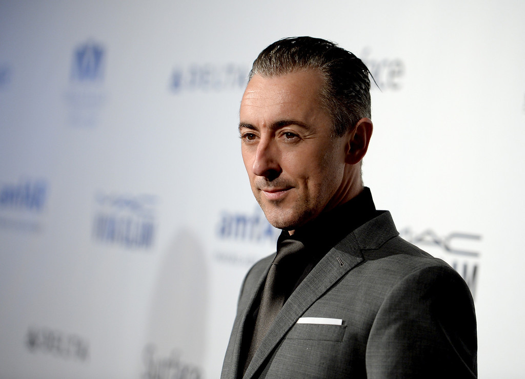 . Actor Alan Cumming attends amfAR Inspiration Gala during the 2013 Toronto International Film Festival on September 8, 2013 in Toronto, Canada.  (Photo by Jason Kempin/Getty Images)