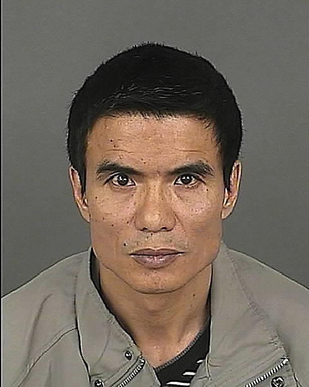 . Yawen Yang (D.O.B. 4-9-1965) One of three men charged with allegedly trying to sell a woman fake gold.