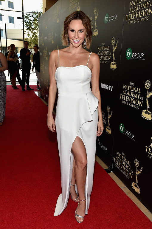 . TV personality Keltie Knight attends The 41st Annual Daytime Emmy Awards at The Beverly Hilton Hotel on June 22, 2014 in Beverly Hills, California.  (Photo by Alberto E. Rodriguez/Getty Images for NATAS)