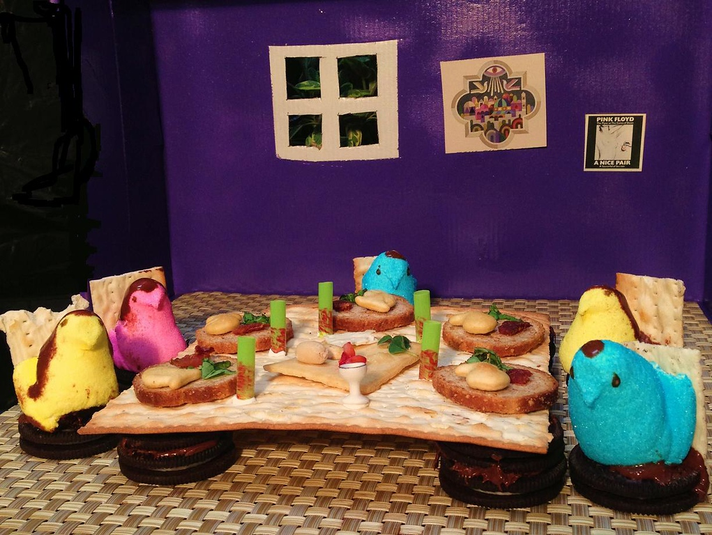 . Title: Peeps at Passover 