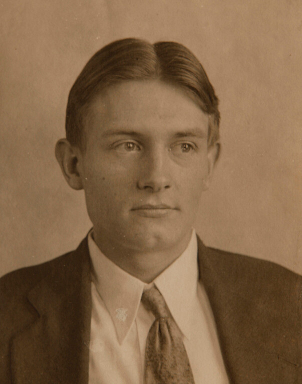 . Emil Kapaun, is photographed at age 18.  (Courtesy of Helen Kapaun/Wichita Eagle/MCT)