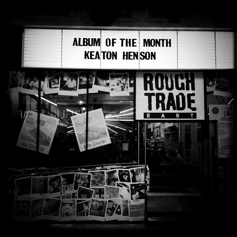 . A general view of Rough Trade shop on May 1, 2012 in London, England.  (Photo by Vittorio Zunino Celotto/Getty Images)
