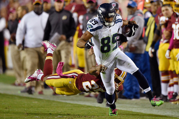 PHOTOS: Seattle Seahawks beat Washington Redskins, 27-17