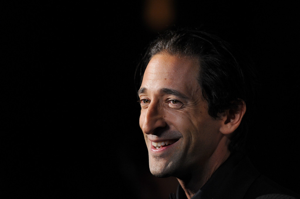 . Actor Adrien Brody attends amfAR Inspiration Gala during the 2013 Toronto International Film Festival on September 8, 2013 in Toronto, Canada.  (Photo by Amanda Edwards/Getty Images for amfAR)