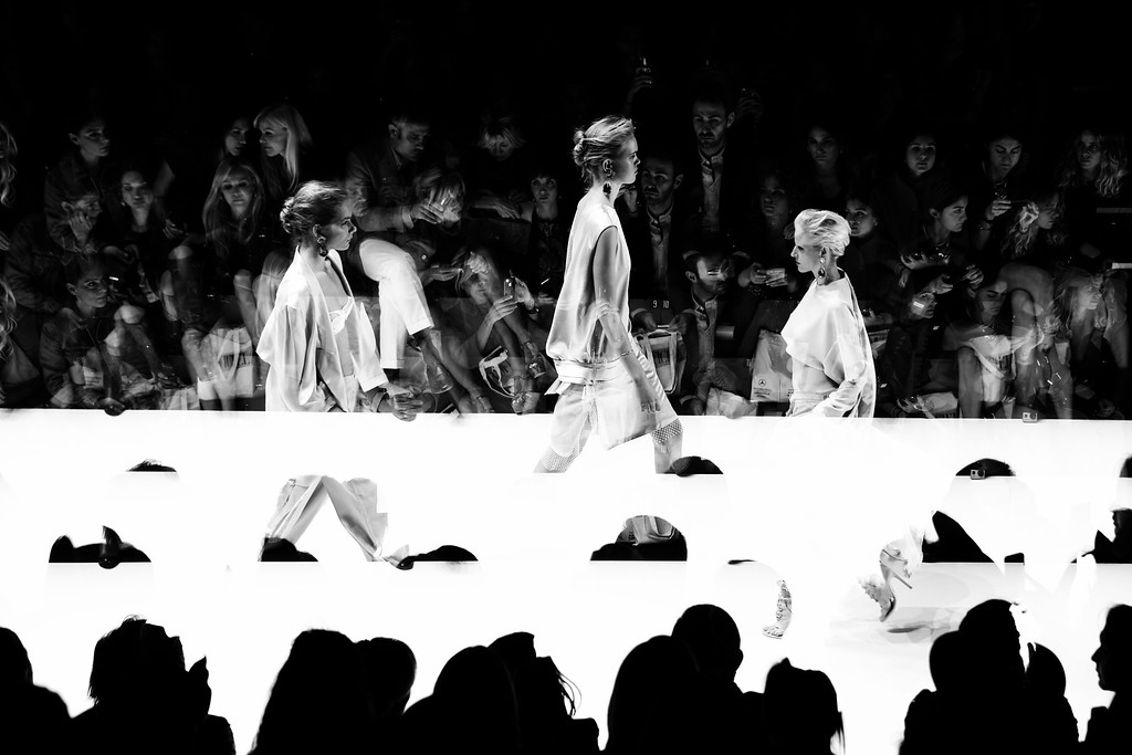 . Models walk the runway at the Mercedes-Benz Presents Zeynep Tosun show during Mercedes-Benz Fashion Week Istanbul s/s 2014 presented by American Express on October 8, 2013 in Istanbul, Turkey. (Photo by Vittorio Zunino Celotto/Getty Images for IMG)