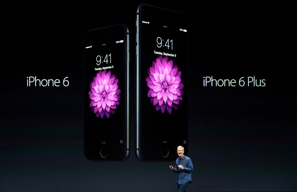 PHOTOS: Apple unveils new iPhone 6, iPhone 6 Plus and Apple Watch