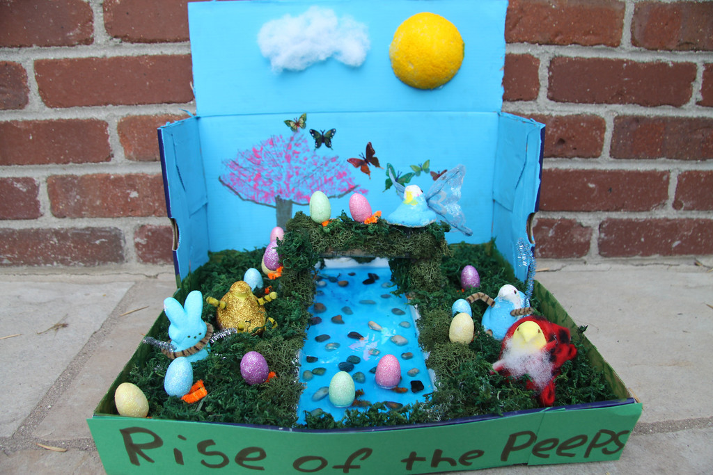 ". ""Rise of the Peeps\""  By Sam Reisch"