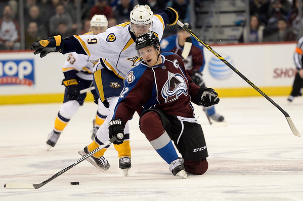 PHOTOS: Colorado Avalanche vs. Nashville Predators, Dec. 9, 2014