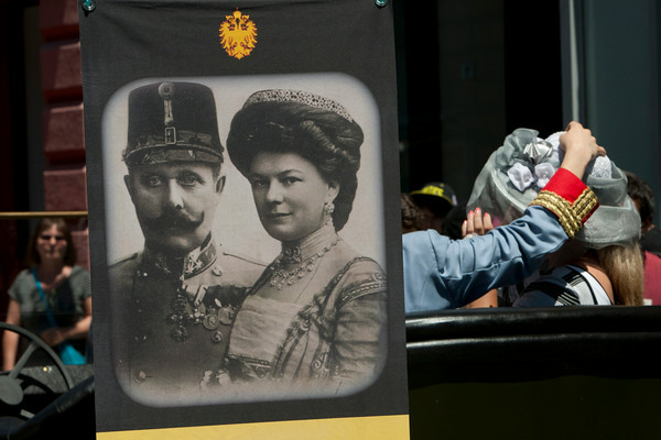 PHOTOS: Assassination of Austrian Archduke Franz Ferdinand, 100 years later