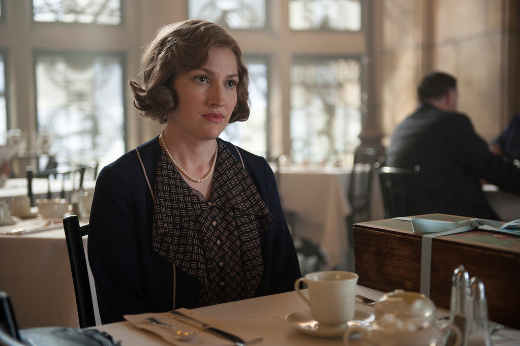 . BOARDWALK EMPIRE episode 42 (season 4, episode 6): Kelly Macdonald. photo: Macall B. Polay
