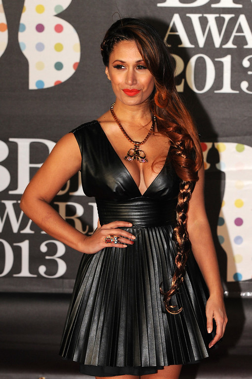 . Preeya Kalidas attends the Brit Awards 2013 at the 02 Arena on February 20, 2013 in London, England.  (Photo by Eamonn McCormack/Getty Images)