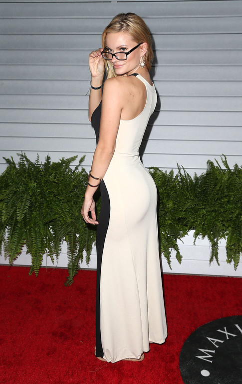 . Caitlin O\'Connor attends Maxim Hot 100 Event at the Pacific Design Center on June 10, 2014 in West Hollywood, California.  (Photo by Frederick M. Brown/Getty Images)