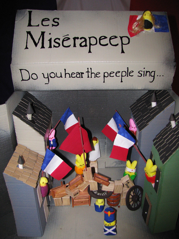 ". ""Les Miserapeep\"" Jennifer Christy 53 Yrs"