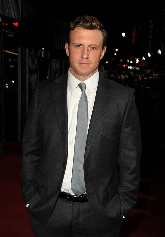 """. Director Ruben Fleischer arrives at Warner Bros. Pictures\' \""""Gangster Squad\"""" premiere at Grauman\'s Chinese Theatre on January 7, 2013 in Hollywood, California.  (Photo by Kevin Winter/Getty Images)"""