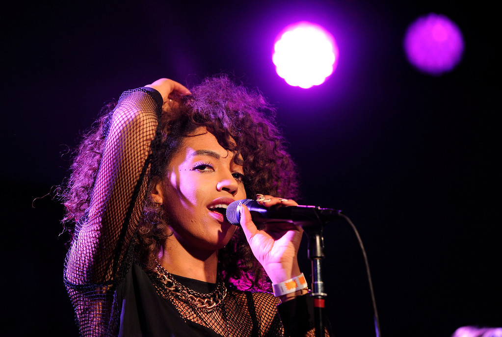 ". British singer Jetta performs at the ""Music in Film\"" celebration at the 2014 Sundance Film Festival, on Sunday, Jan. 19, 2014, in Park City, Utah. (Photo by Chris Pizzello/Invision/AP)"