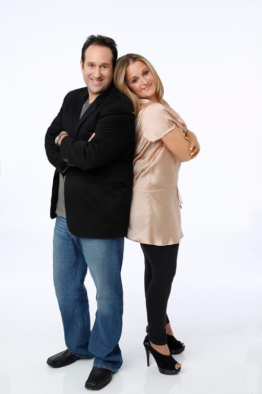 . NEWLYWEDS -- Season:1 -- Pictured: (l-r) Kathy and John -- (Photo by: Heidi Gutman/Bravo)